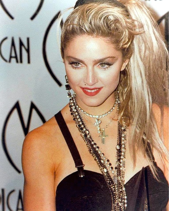 Today In Madonna History January 28 1985 171 Today In