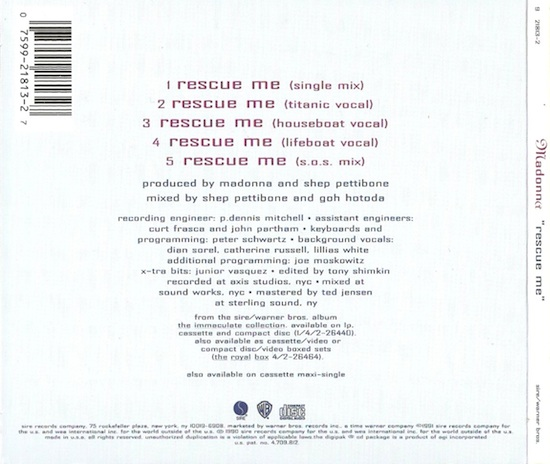 madonna-rescue-me-single-3