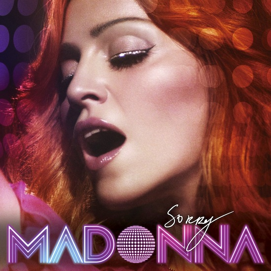 Madonna-Sorry-single