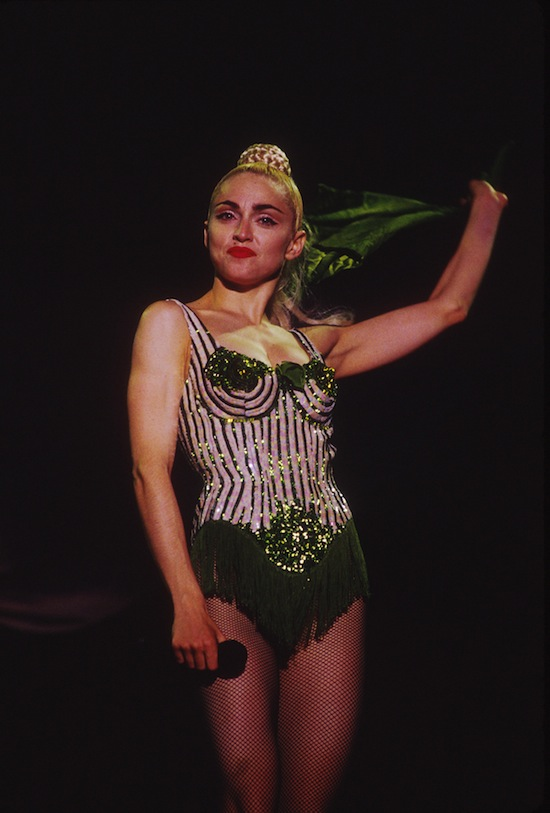Madonna Blond Ambition Tour