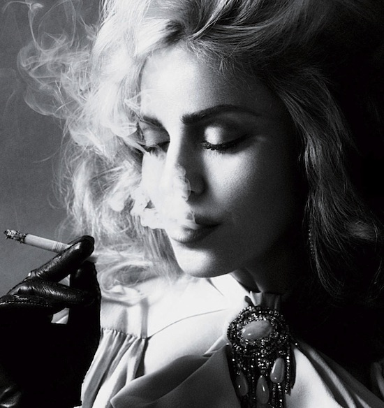 Ardent Anti-Smoker Madonna Caught Smoking A Cigarette?? Not So ...