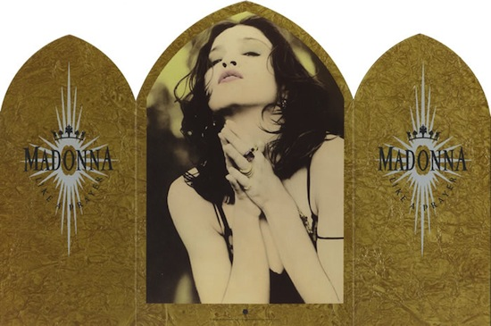 Madonna+-+Like+A+Prayer+Promotional+Display+-+DISPLAY-POS+MATERIAL-514068