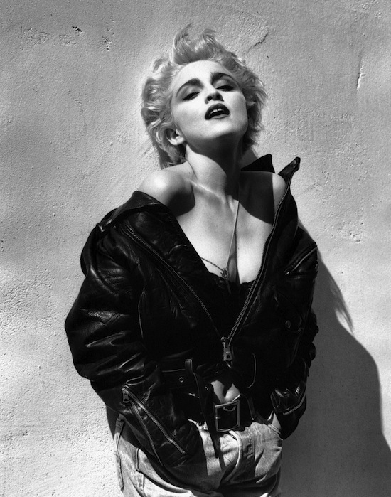 MBYL - Madonna by Herb Ritts - True Blue session 1986 (1)