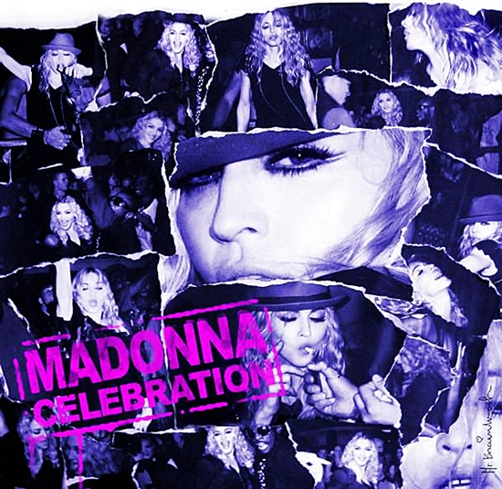 Celebration (Digital Remixes) 550