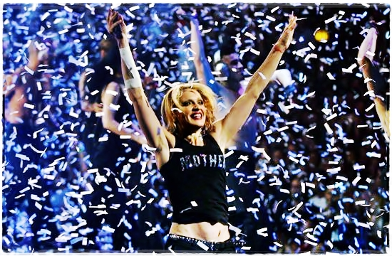 Today in Madonna History: July 25, 2001   Today In Madonna History