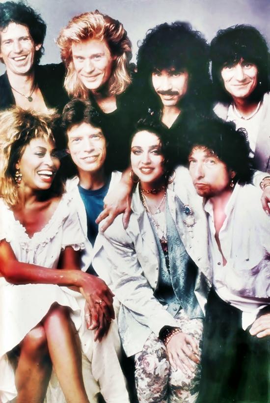 Live Aid Group