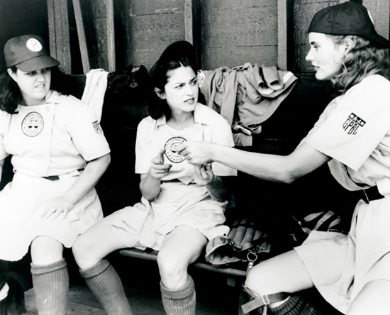 a league of their own movie promo still 3