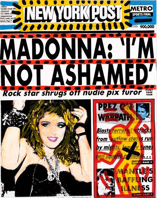 Madonna I'm Not Ashamed