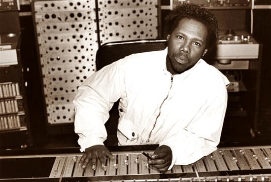 Nile Rodgers recording Like A Virgin - Power Station Studio C