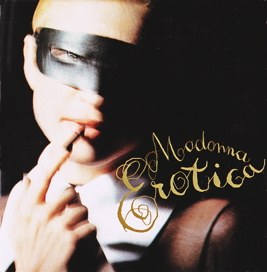 Erotica US CD Single 550