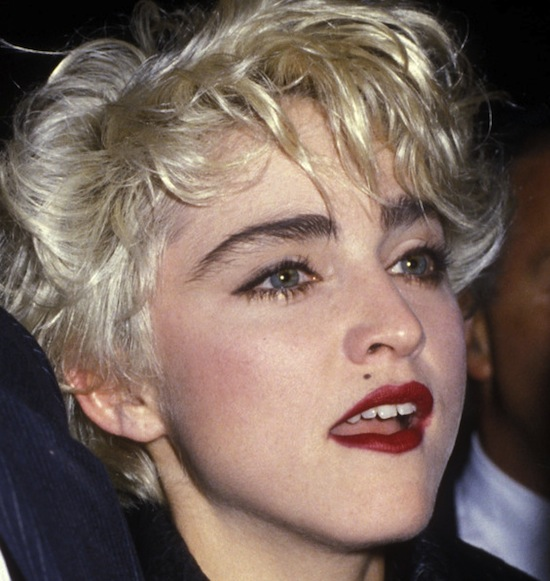 Eyebrows « Today In Madonna History
