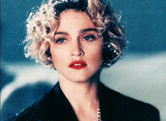 Today In Madonna History November 11 1989 Today In