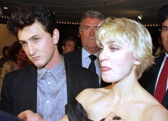 madonna-sean-penn-at-close-range-premiere-2
