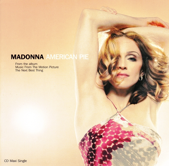 American Pie Canadian CDMS Cover