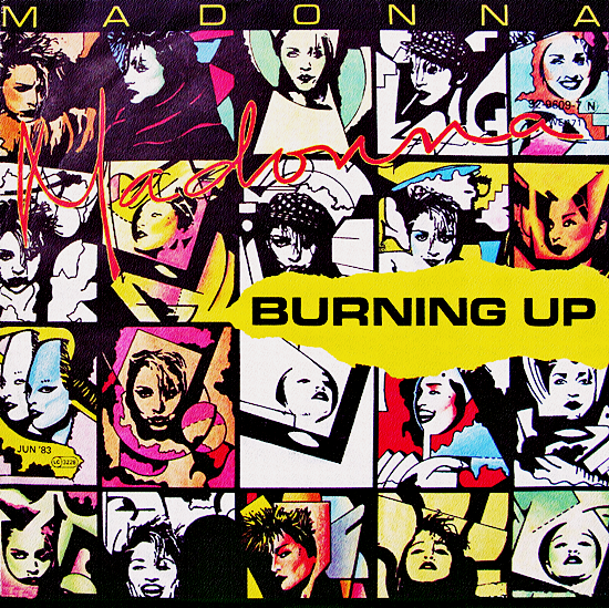 burning up 7'' france 550