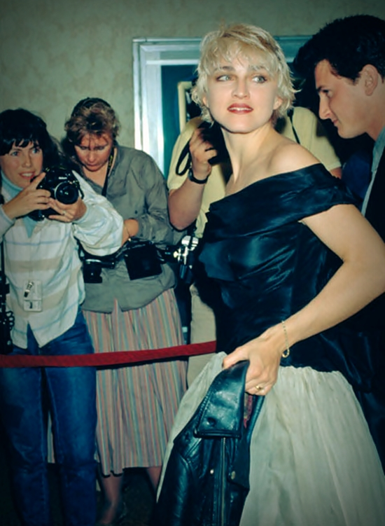 Classic Images of Madonna