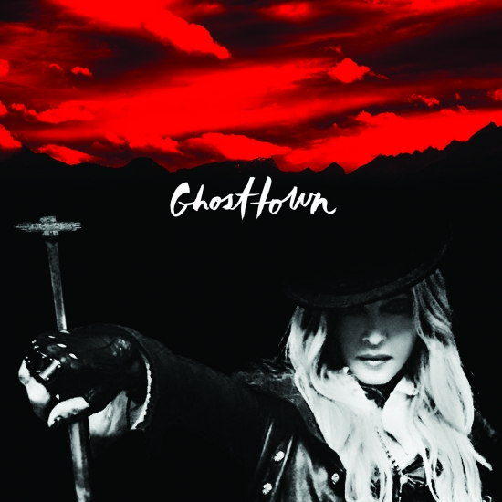ghosttown cover