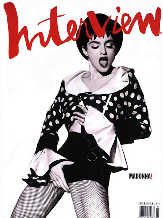 madonna-herb-ritts-interview