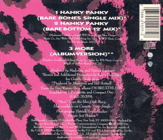 Madonna-hanky-panky-maxi-single-3