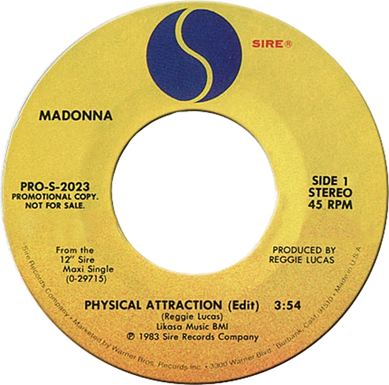 physical attraction u.s. promo