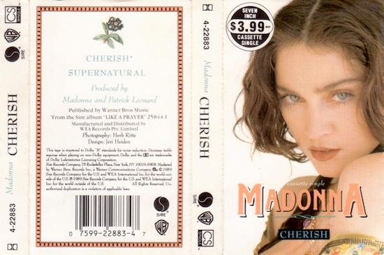 cherish-cassette-single-1