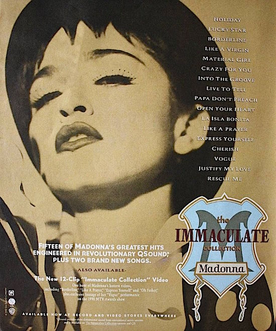 immaculate-collection-video-poster
