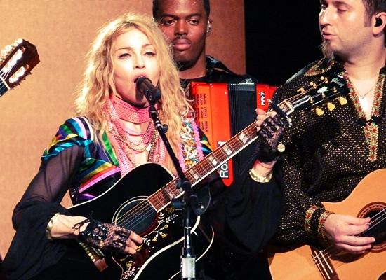 Madonna London O2 (July 4 2009) 5