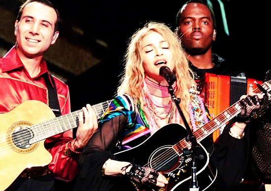 Madonna London O2 (July 4 2009) 6