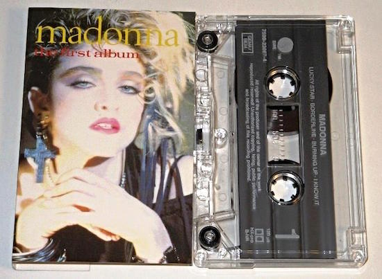 madonna-the-first-album-cassette