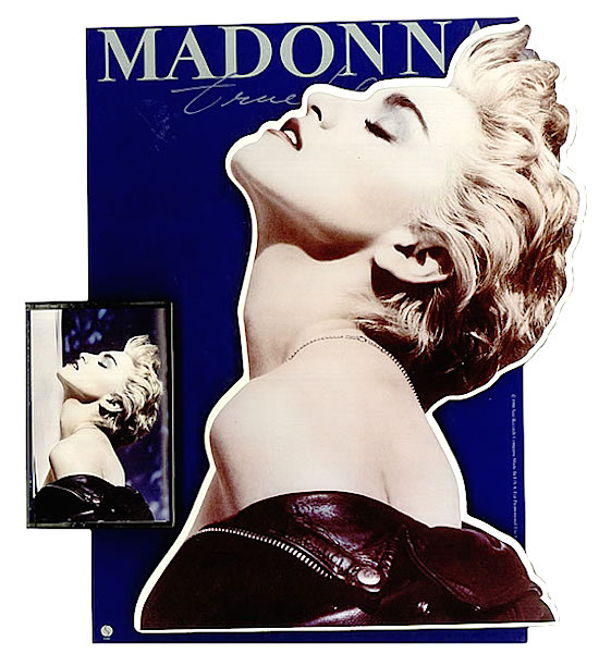 true-blue-madonna-cassette-display