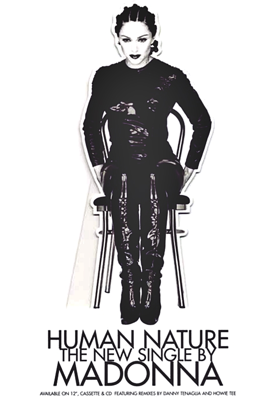 Human Nature UK Counter Display 2 550