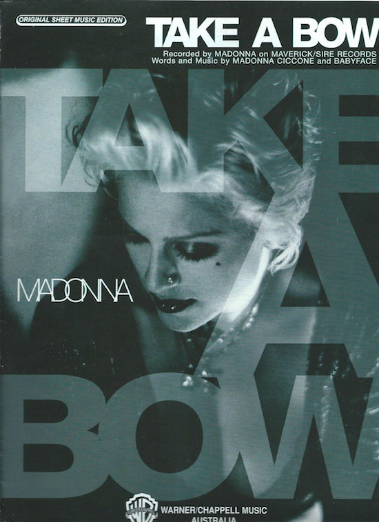 take-a-bow-madonna-sheet-music