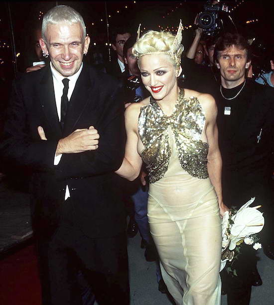 Today in Madonna History: October 15, 1994 « Today In Madonna History