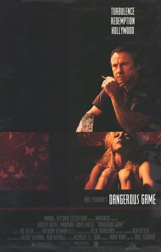 dangerous game poster 550