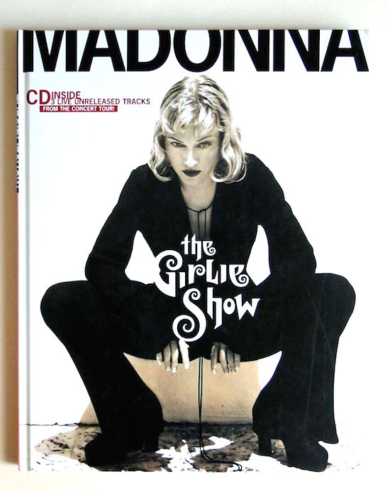 girlie-show-callaway-book-1