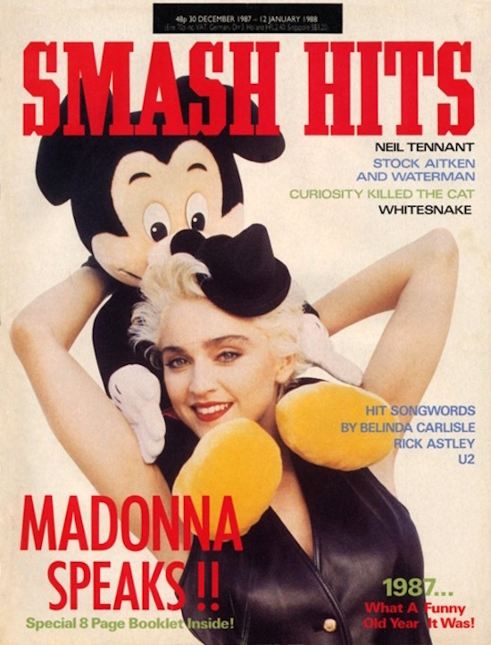 smash-hits-mickey-mouse-1987-december-1