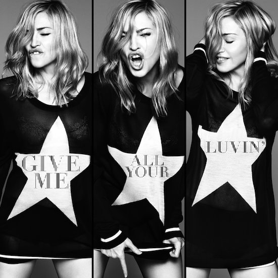 give-me-all-your-luvin-madonna-single-promo-press-release