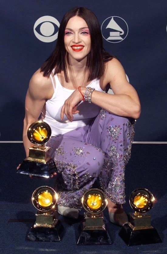 Today in Madonna History: February 24, 1999 « Today In