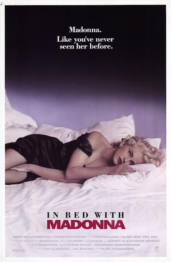 in-bed-with-madonna-dvd-release