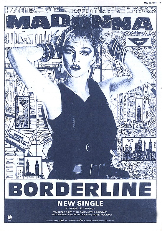 borderline promotional print 550