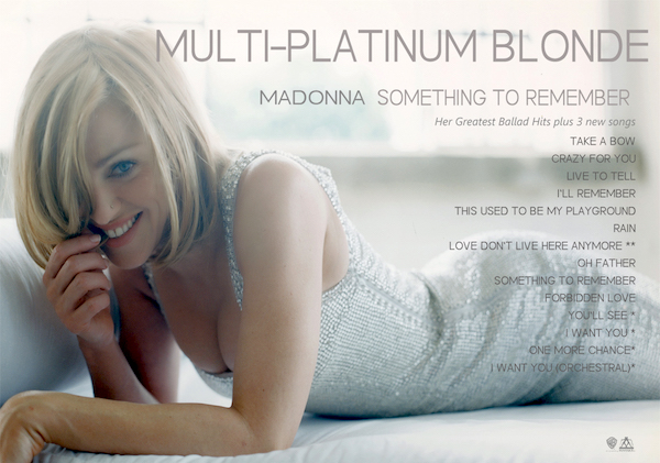 something-to-remember-platinumblond-poster