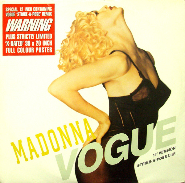 vogue-x-rated-promo-poster-12-inch-single-2